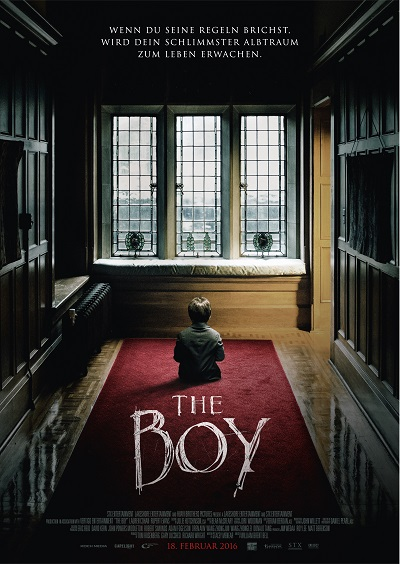 The Boy - Plakat 4