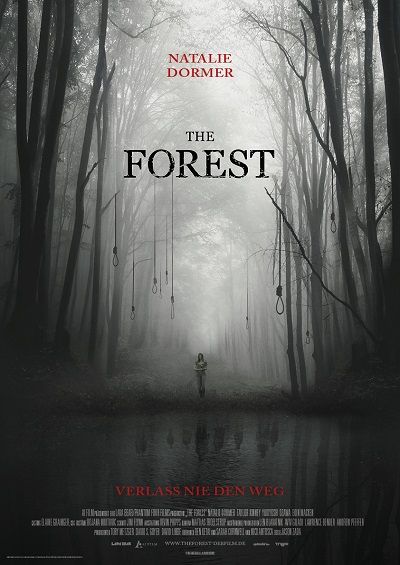 The Forest - Plakat