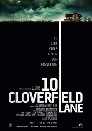 10 Cloverfield Lane - Plakat