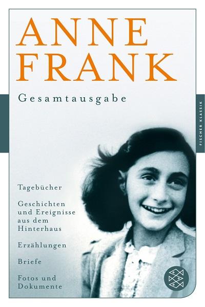 Anne Frank - Gesamtausgabe TB - 4