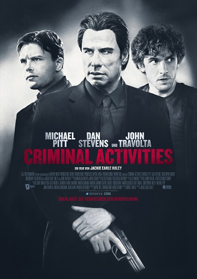 Criminal Activities - Plakat