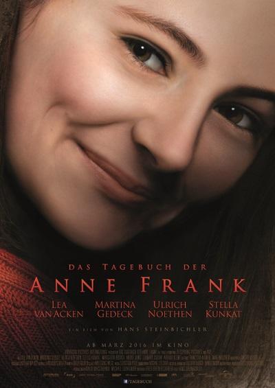 Das Tagebuch der Anne Frank - Plakat