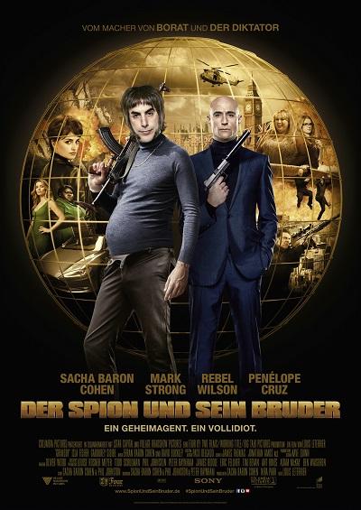 Der Spion und sein Bruder - Hauptplakat
