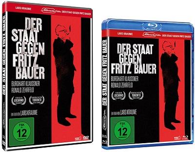 Der Staat gegen Fritz Bauer - DVD - Blu-ray