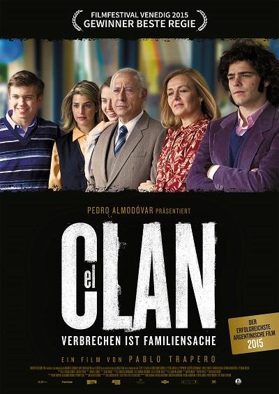 El Clan - Plakat