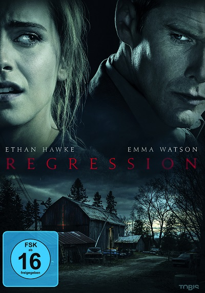 Regression - DVD-Cover