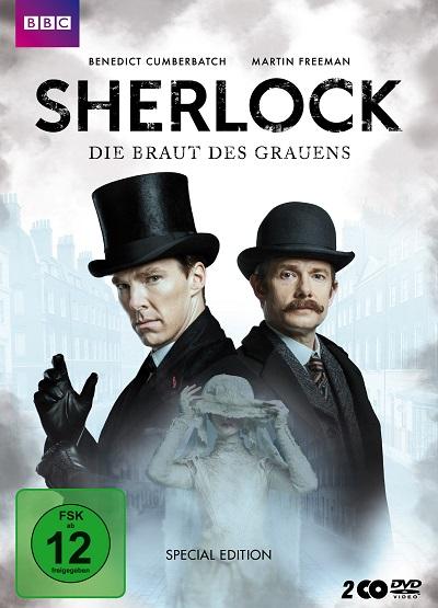 Sherlock - Die Braut des Grauens - DVD-Cover 4