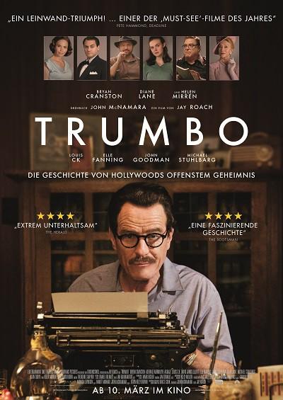 Trumbo - Plakat