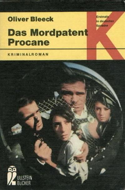 Bleeck - Das Mordpatent Procane