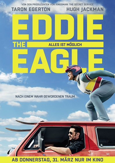 Eddie the Eagle - Plakat