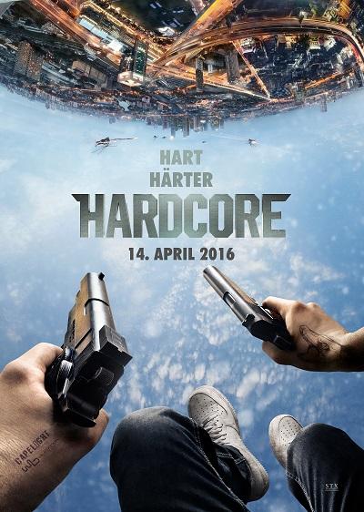 Hardcore - Plakat 4