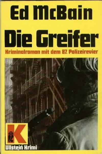 McBain - Die Greifer