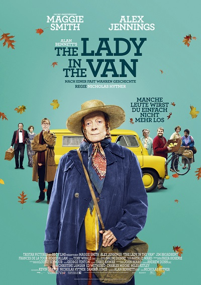 The Lady in the Van - Plakat