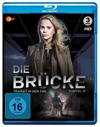 Die Brücke Staffel 3 - Blu-ray-Cover - 2