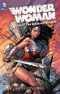 Finch - Wonder Woman - Kriegswunden 1 - 2