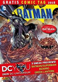 GratisComicTag - Batman - 2