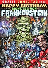 GratisComicTag - Frankenstein - 2