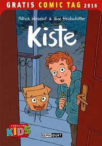 GratisComicTag - Kiste - 2