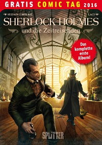 GratisComicTag - Sherlock Holmes - 2