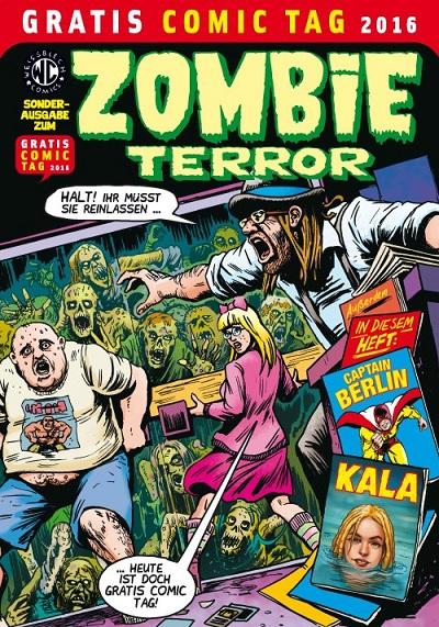 GratisComicTag - Zombie Terror - 4