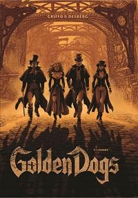 Griffo - Desberg - Golden Dogs 1 - 2