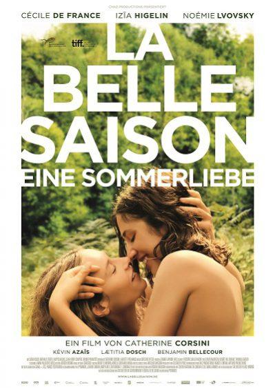 La belle saison - Plakat