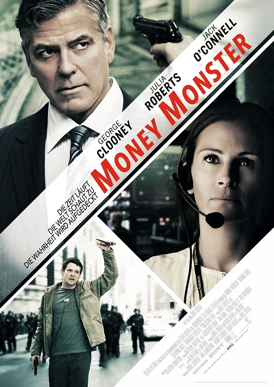Money Monster - Plakat