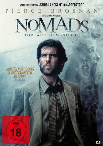 Nomads - DVD-Cover FSK18