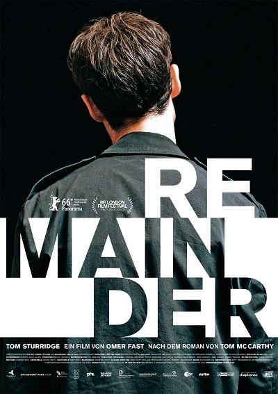 Remainder - Plakat 4