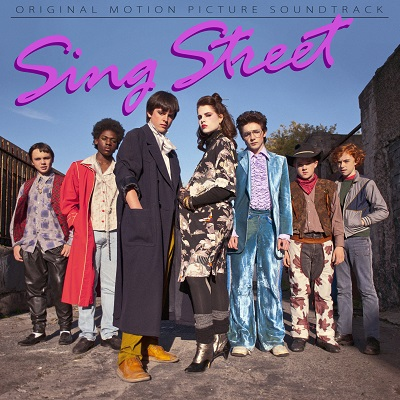 Sing Street - CD-Cover