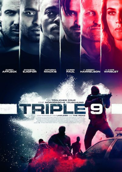 Triple 9 - Plakat