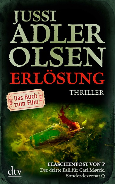 Adler-Olsen - Erlösung - Movie-Tie-In