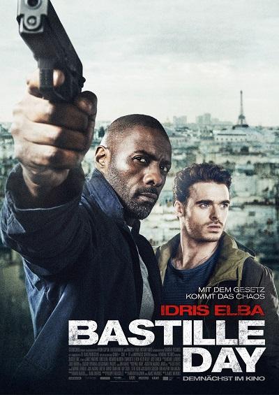 Bastille Day - Plakat
