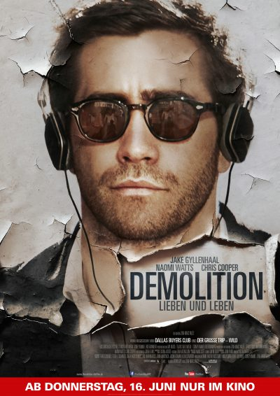 Demolition - Plakat