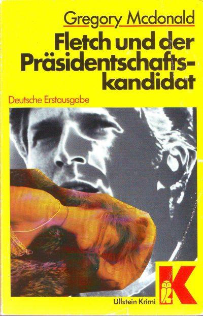 Mcdonald - Fletch und der Präsidentschaftskandidat
