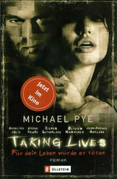Pye - Taking Lives