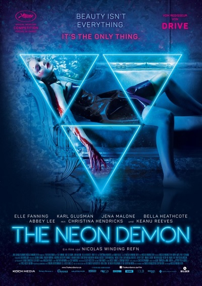 The Neon Demon - Plakat