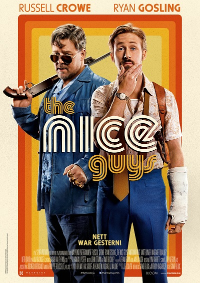 The Nice Guys - Plakat