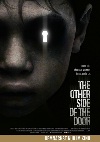 The other side of the door - Plakat
