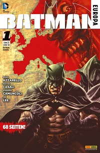 Azzarello - Batman Europa 1 - 2