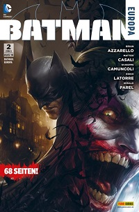 Azzarello - Batman Europa 2 - 2