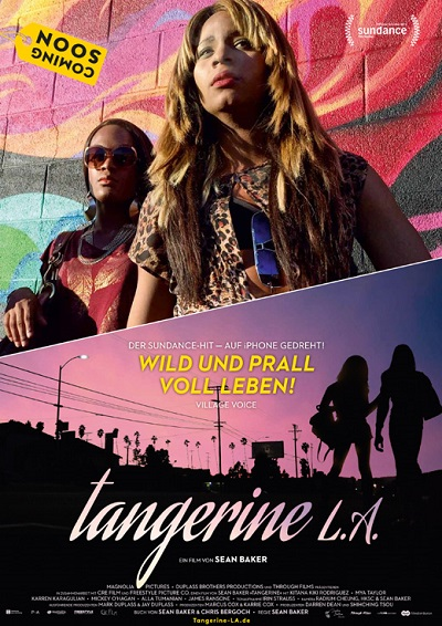 Tangerine L A - Plakat 4
