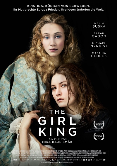 The Girl King - Plakat