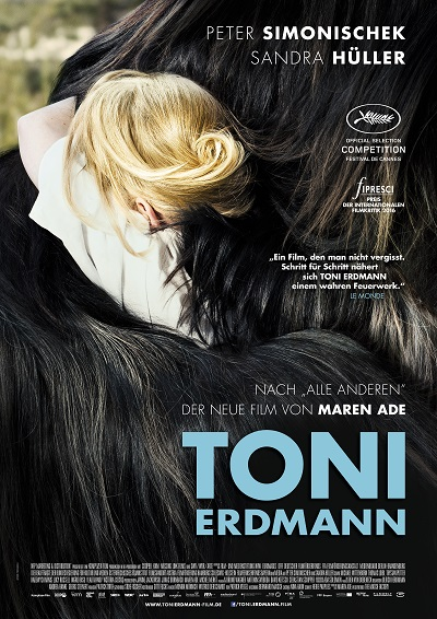 Toni Erdmann - Plakat