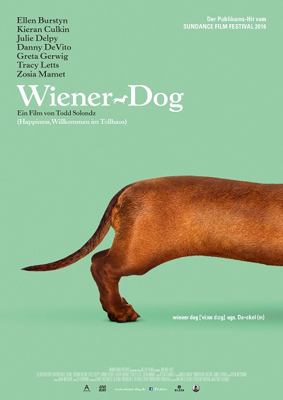 Wiener Dog - Plakat