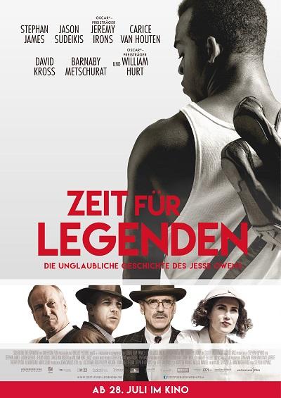 Zeit für Legenden - Plakat