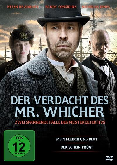 Der Verdacht des Mr Whicher - Fleisch und Blut - Schein - DVD-Cover - 4