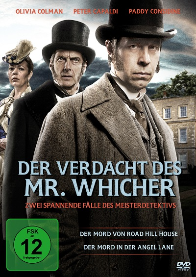 Der Verdacht des Mr Whicher - Road Hill House - Angel Lane - DVD-Cover - 4