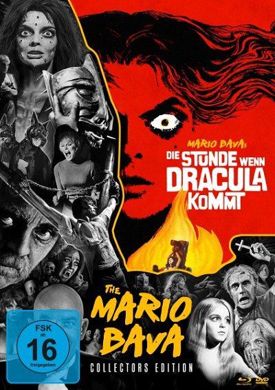 Die Stunde wenn Dracula kommt - DVD-Cover