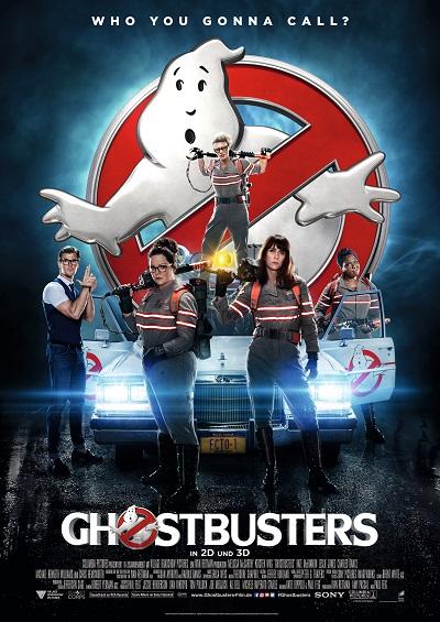 Ghostbusters - Plakat